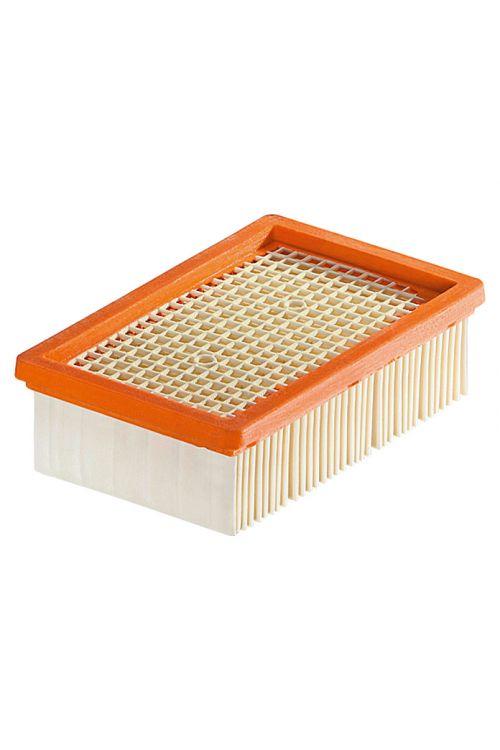 Filter z ravnimi gubami Kärcher (primeren za sesalnike Kärcher WD 4, WD 5, serijo WD 6)
