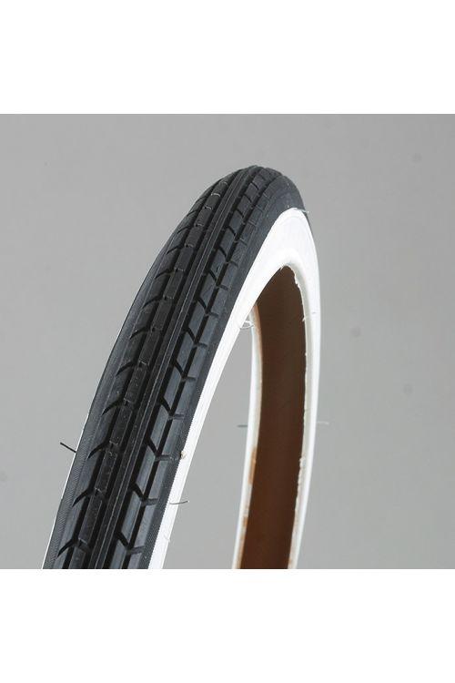 Kolesarska pnevmatika Fischer (črna/bela, primerna za: cesto, 28″ x 1⁵⁄₈ x 1⅜)