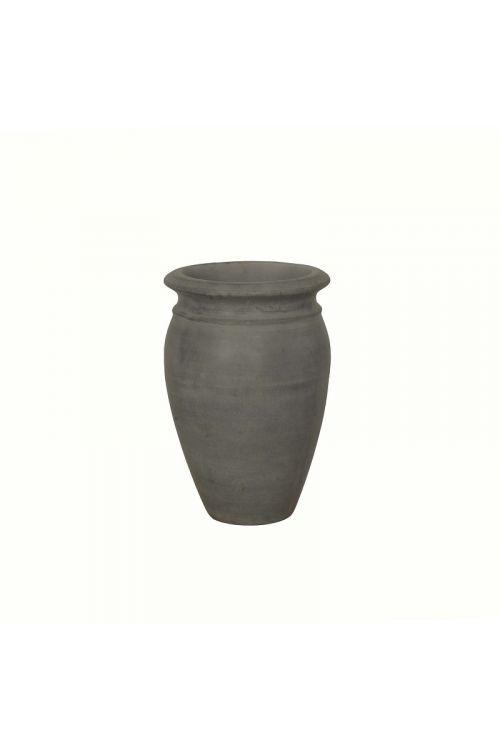 Cvetlična vaza (45 x 68 cm, rjava)