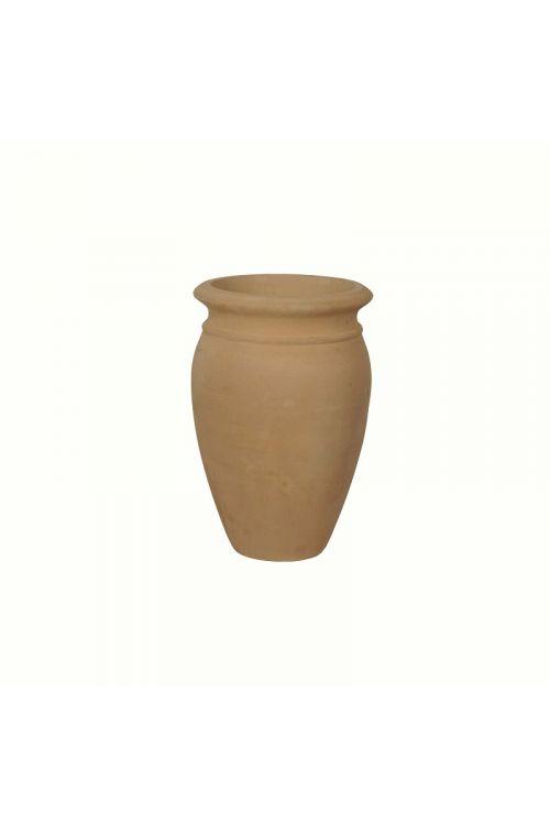 Cvetlična vaza (29 x 43 cm, rjava)