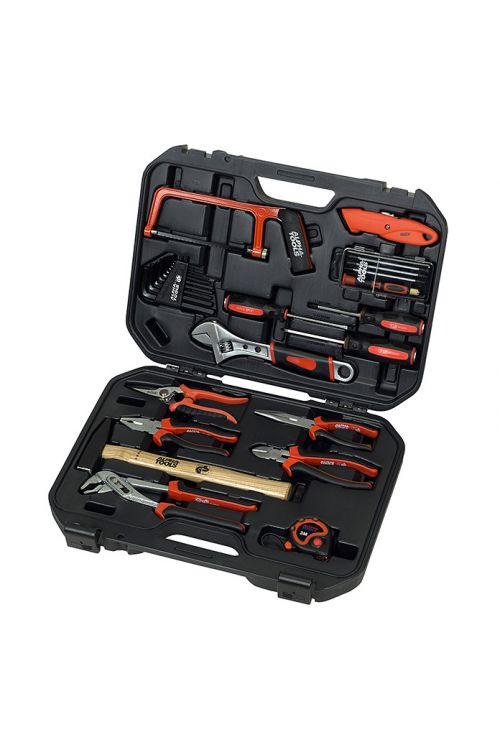 Kovček z orodjem Alpha Tools (27-delni)