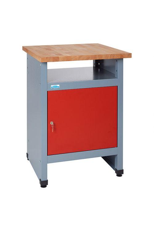 Dodatna mizica Küpper (60 x 60 x 84 cm, 1 vrata, nosilnost: 300 kg)