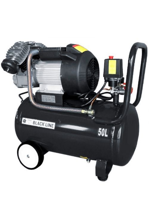 Batni kompresor PROAIR VB 390/50 (2.200 W/3 KM, 8 barov, 50 l)