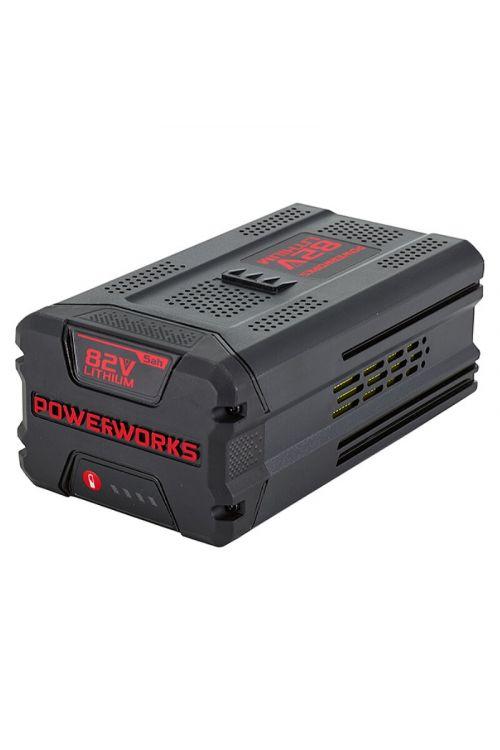 Baterija POWERWORKS  P82B5 (82 V, 5 Ah)