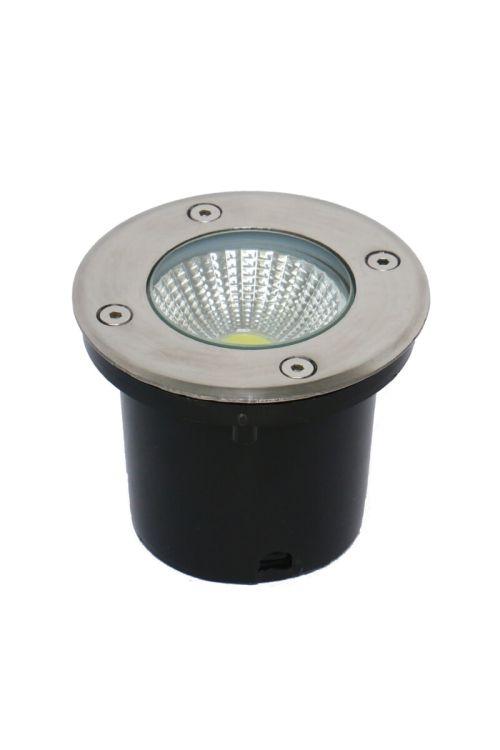 LED talna vgradna svetilka (5 W, premer: 10 cm, 4.000 K)