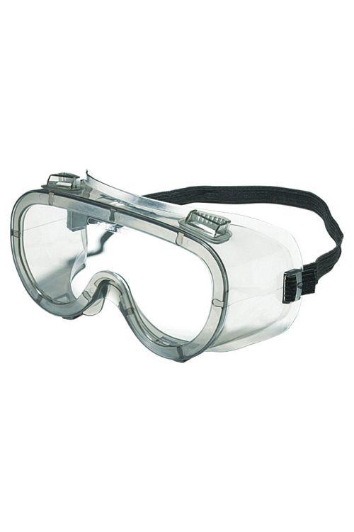 Zaščitna očala Zekler 44 (prozorna, zračni okvir)