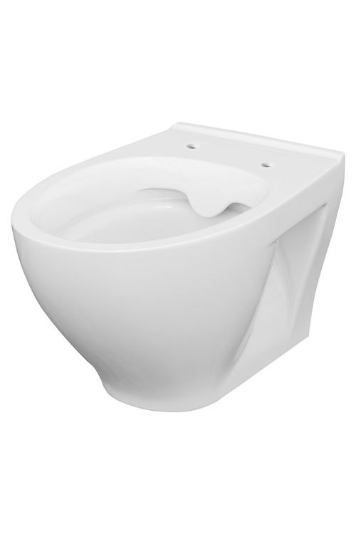 Stenska WC školjka Camargue New York 2.0 (brez roba, brez WC deske)