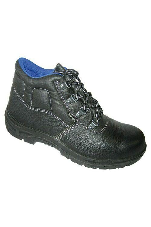 Visoki delovni čevlji Bob (44, S3, črni)