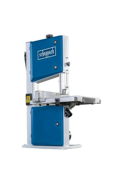 Tračna žaga Scheppach HBS 261 (500 W, višina prehoda: 0–120 mm, širina prehoda: 245 mm)