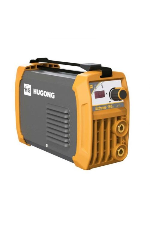 Varilni aparat HUGONG EXTREME 160  (Varilni tok: 20–140 A, debelina elektrode:1,6–3,2 mm)
