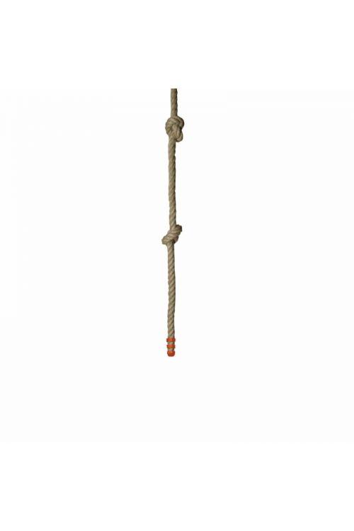 Plezalna vrv Soulet (z vozli, Ø 16 mm x d 240 cm)
