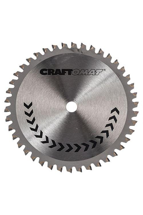 List krožne žage Craftomat HM Alu (premer: 160 mm, izvrtina: 16/20 mm, 42 zob)