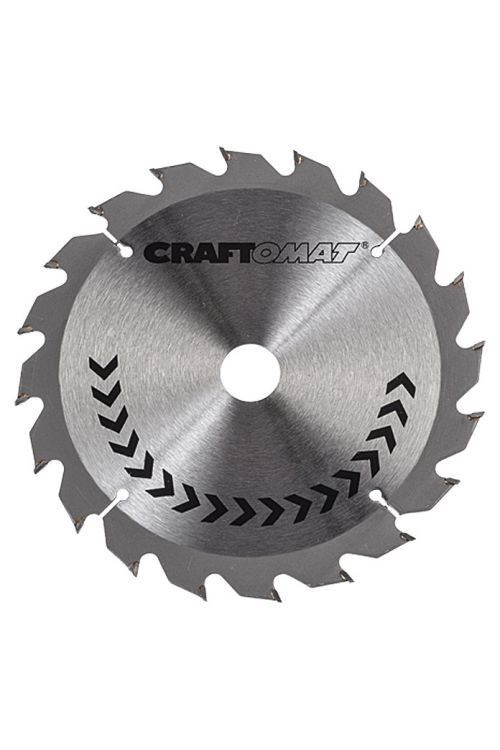 List krožne žage Craftomat HM (premer: 160 mm, izvrtina: 16/20 mm, 20 zob)