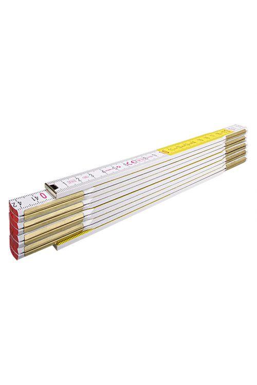 Zložljivi meter Stabila (2 m)