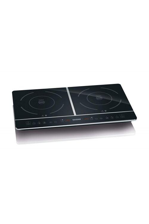 Indukcijska kuhalna plošča Severin DK 1031 (3,4 kW, 2 kuhališči, prenosna)