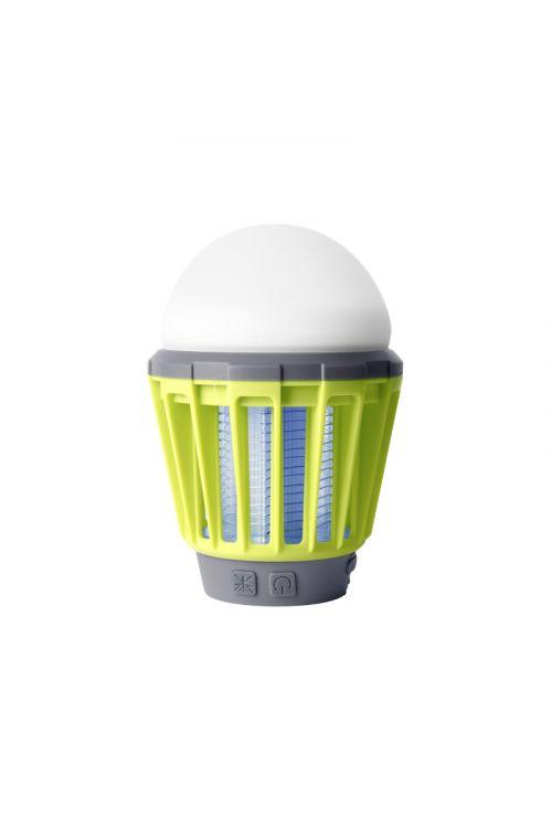 LED baterijska svetilka za zaščito pred komarji (1 W, 180 lm, delovanje do 20 ur, vodoodporna, s kljukico za obešanje)