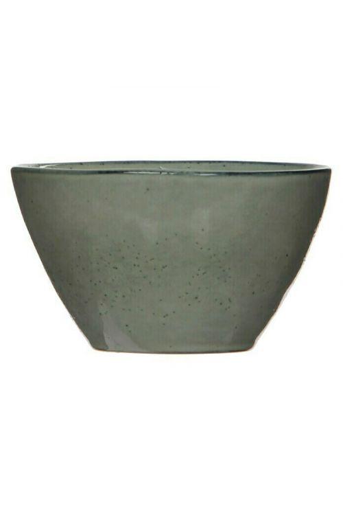 Okrasna posoda Tabo (premer: 14 cm, siva)