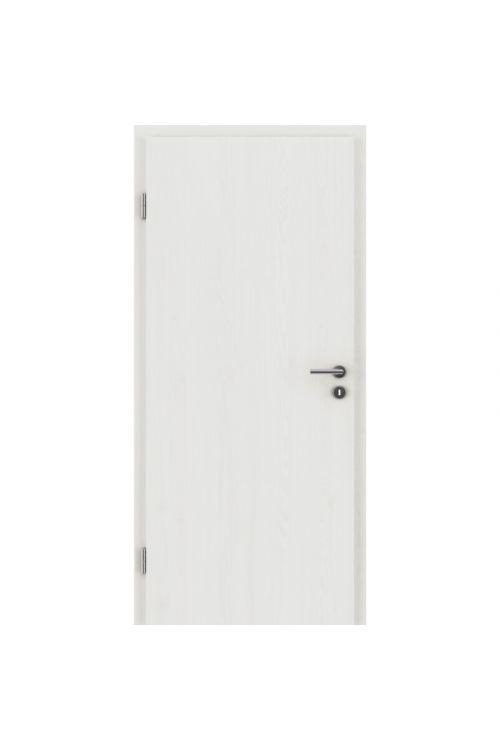 Notranja sobna vrata Lip Bled Basicline plus (650 x 2000 mm, macesen, leva, brez kljuke in podboja)
