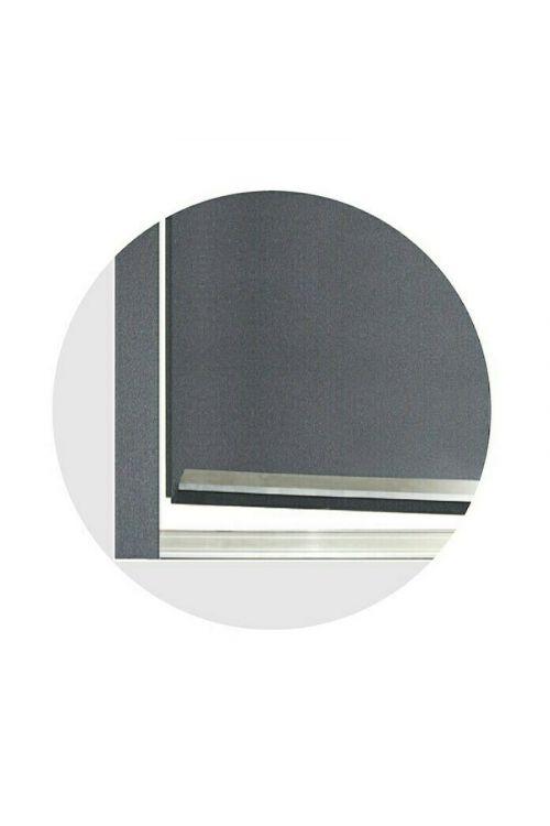 Odkapni profil za vrata Pantor 90s (894 mm, aluminij)