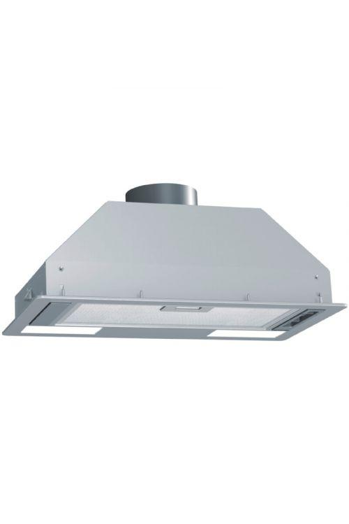 Vgradna kuhinjska napa Gorenje BHI 611 ES (60 cm, pretok zraka do 370 m³/h, siva)