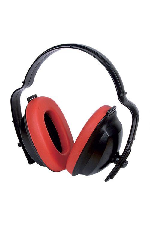 Zaščitne slušalke Wisent (rdeče/črne barve)