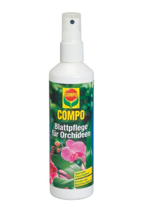 Pršilo za sijaj listov orhidej COMPO (250 ml)