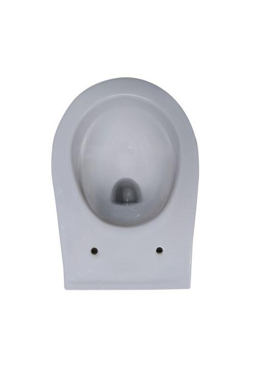 Stenska WC školjka Geo II (brez roba, brez WC deske)