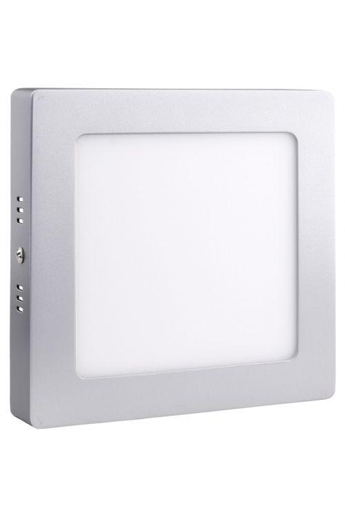 NADGRADNI LED PANEL SLIM (18 W, 1.350 lm, 4.000 K, d 22,5 x š 22,5 x v 3,2 cm, IP20, srebrn okvir)