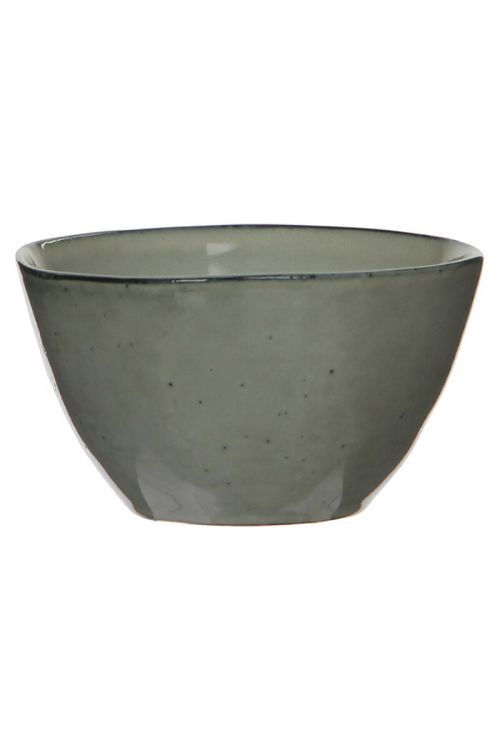 Okrasna posoda Tabo (premer: 11 cm, siva)