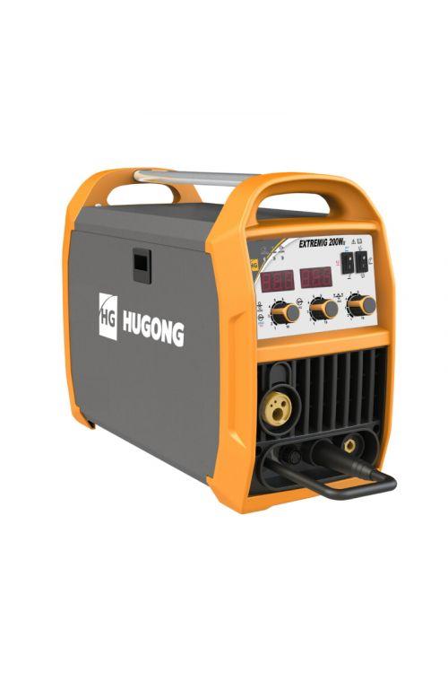 Varilni aparat HUGONG EXTREMIG 200 (Varilni tok: MIG 30–200 A, TIG 20–200 A)