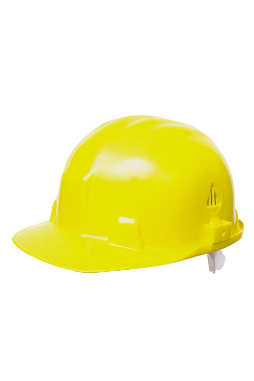 Delovna čelada (rumena)