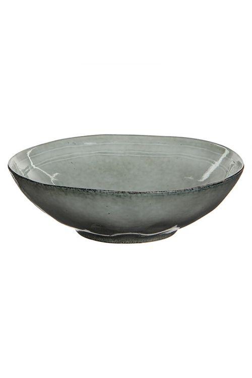 Okrasna posoda Tabo (premer: 30,5 cm, siva)