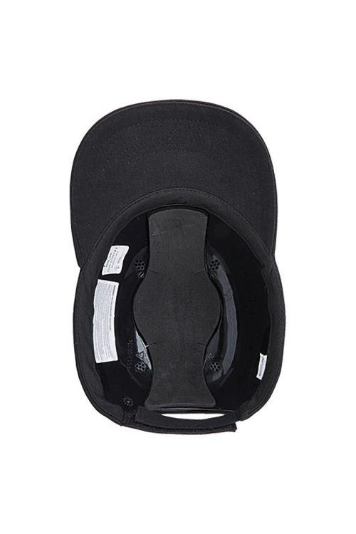 Delovna čelada (črne barve)