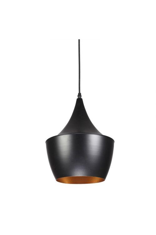 Viseča svetilka Ferotehna Arrow (60 W, premer: 20 cm, višina: 135 cm , E27, črna)