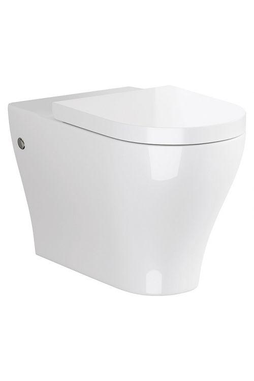 Talni WC za monoblok San Francisco (brez roba, brez kotlička in WC deske)