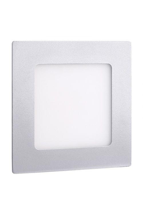 VGRADNI LED PANEL SLIM (18 W, 1.350 lm, 4.000 K, d 22,5 x š 2,5 x v 1,4 cm, IP20, srebrn okvir)