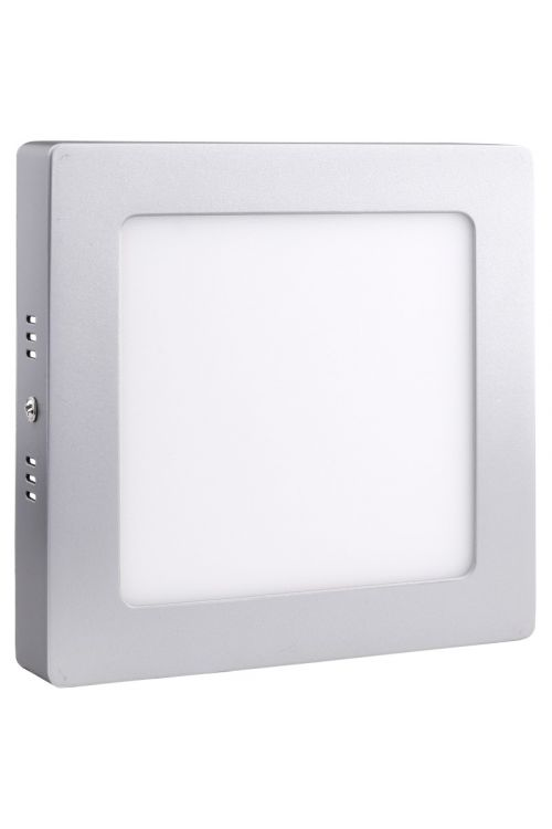 NADGRADNI LED PANEL SLIM (24 W, 1.800 lm, 4.000 K, d 30 x š 30 x v 3,2 mm, IP20, srebrn okvir)