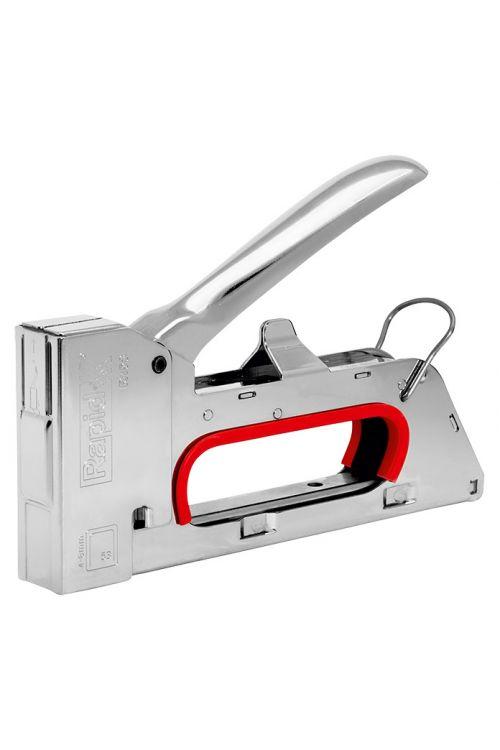 Ročni spenjalnik Rapid R153E (globina spenjanja: 4–8 mm, za sponke tipa 53)