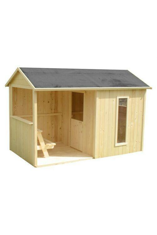 Otroška hiška Forest-Style Jazz (242 x 143 x 160 cm)