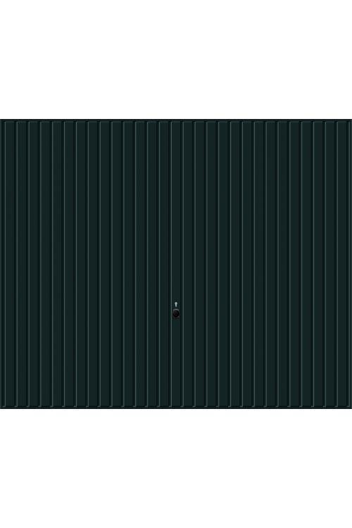 Garažna vrata Hörmann Berry Pearl (2500 X 2125 mm, dvižna, antracit RAL 7016)