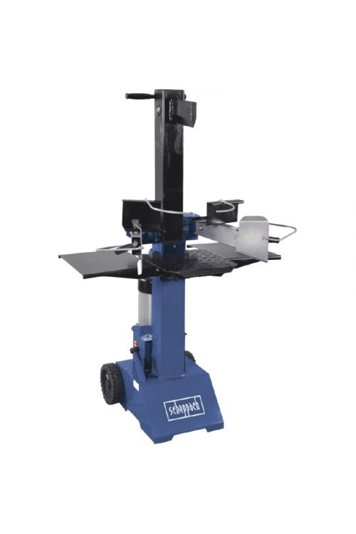 Hidravlični cepilnik Scheppach HL 810 (3.500 W, moč cepljenja: 8 t, hitrost cepljenja: 17,3 cm/s)