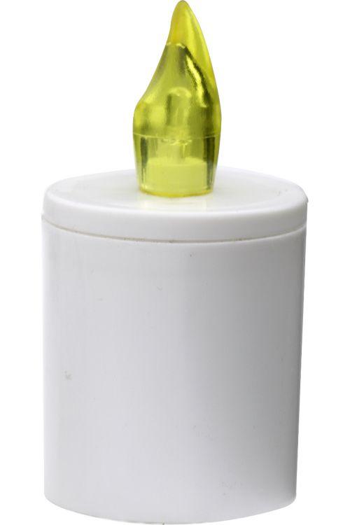 Elektronski modul za sveče (90 dni, rumen plamen)