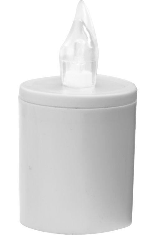 Elektronski modul za sveče (150 dni, bel plamen)