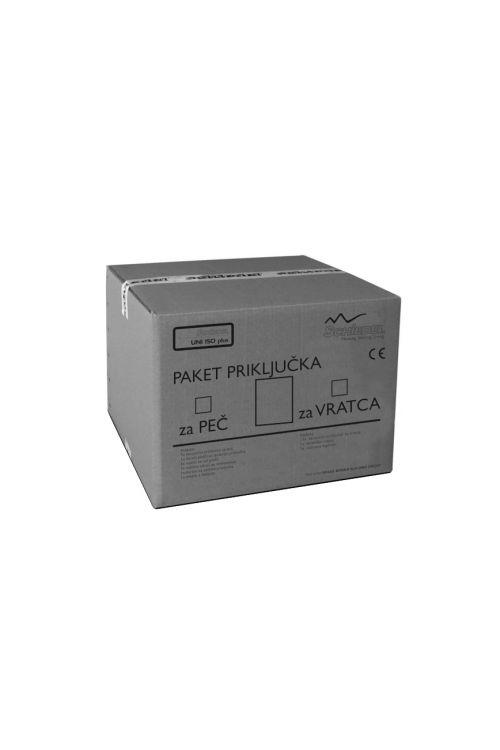 Paket priključka za vratca Uni ISO Plus (fi 16 cm, za suho delovanje G)