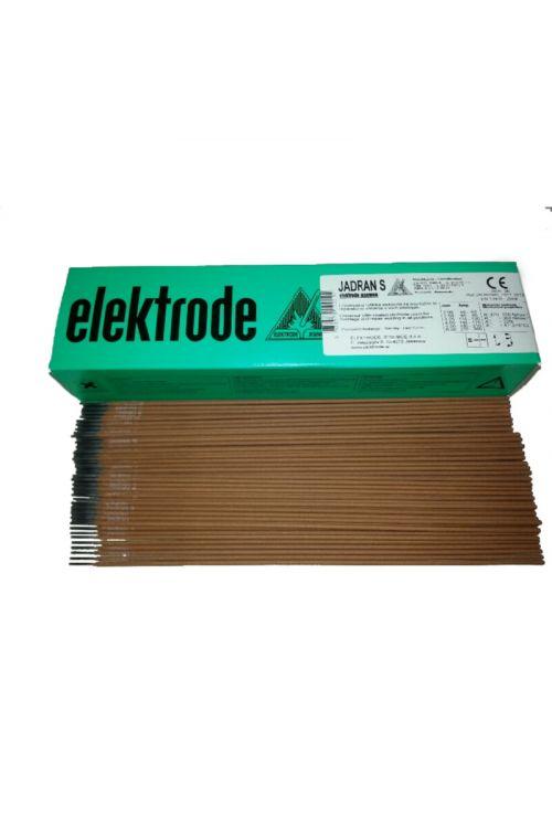 Elektrode za varjenje Jadran (2,5 mm, 0,8 kg)