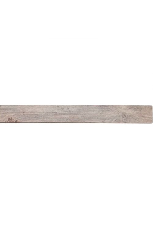 Robna ploščica Betulla (7,5 x 60 cm, rjava, glazirana)