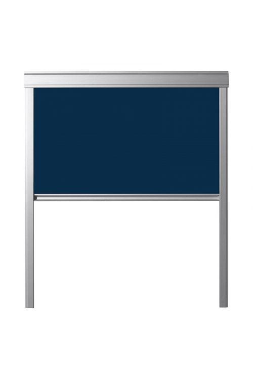 Rolo za zatemnitev (temno moder, 78 x 98 cm)