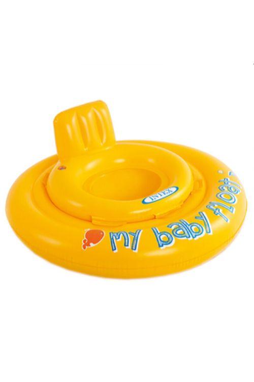 Plavalni obroč za otroke INTEX (d 70 x š 70 cm, 6 mes. do 2 let)
