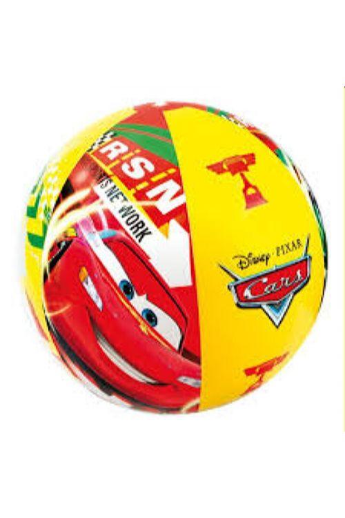 Napihljiva žoga za plažo INTEX Cars  (Ø 61 cm)