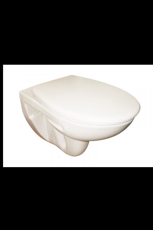 Stenska WC školjka Roca Adele (brez WC deske)